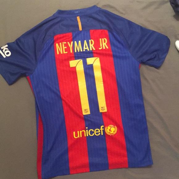 new style 184ed 76e93 Barcelona Neymar Jr. Jersey